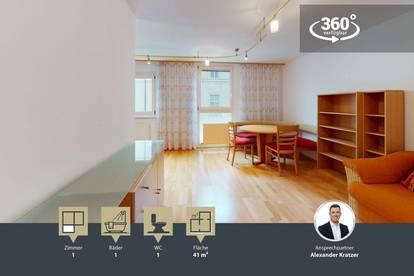 PROVISIONSFREI | Top Lage in Unter St. Veit | Garconniere/1-Zimmer Wohnung | Nähe U4