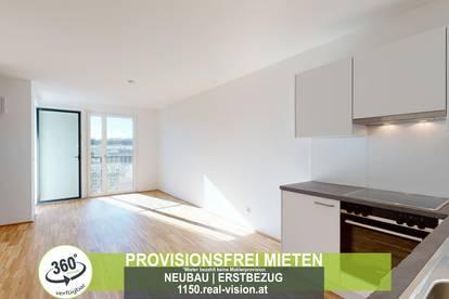 NEUBAU   ERSTBEZUG   2 Zimmer   neue Einbauküche   Loggia   3.OG   Top LW68