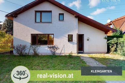 Gartensiedlung Neugebäude | Kleingarten Grundstück & Haus (sanierungsbedürftig) | absolute Ruhelage | Grünblick