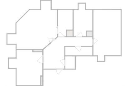 helle, freundliche Dachgeschosswohnung