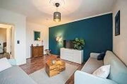 Möblierte 3 Zimmer Wohnung mit Balkon Nähe Salzburg
