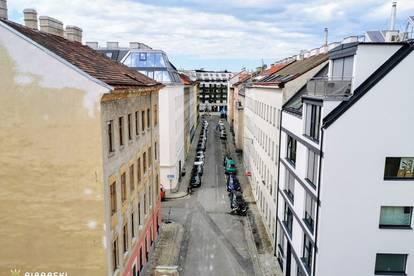 STREETVIEW - residieren Sie gelassen, hoch über Wiens Straßen - unverbaubarer Fernblick - absolute Ruhelage