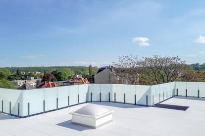 4-Zimmer-Dachgeschosswohnung mit XXL-Dachterrasse