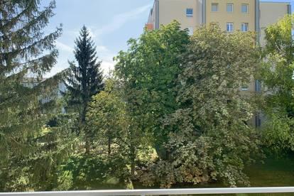 3 Zimmer-Wohnung mit Loggia und Bisambergblick