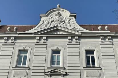 wunderschöne 3 Zi Altbauwohnung mit Balkon