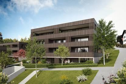 *Provisionsfrei & Erstbezug* - 2 Zimmer Terrassenwohnung am Waldrand mit toller Aussicht