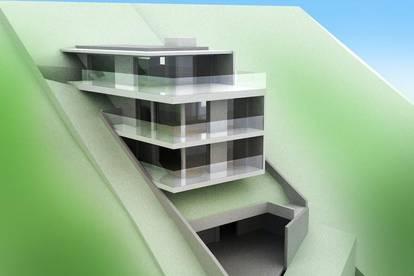 Sonniges, unverbaubares Hanggrundstück in Omes - Privatverkauf