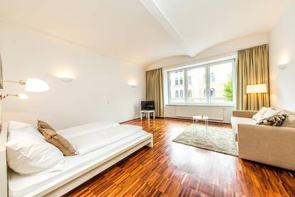 Kurzzeitmiete in absoluter zentralen Lage, komplett möbliert-bezugsfertig!  ++ NEW** Short-term flats in absolute CITY CENTER of Vienna, 1-6 months, fully furnished!
