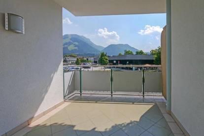 Zentrale 2-Zimmer Wohnung mit 62qm in Kössen