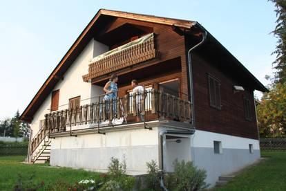 Vermiete Einfamilienhaus mit sehr schönem Grund mit Aussicht nähe Pack