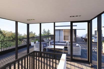 Neues Zuhause DIREKT VOM BAUTRÄGER: 3-Zimmer Penthouse mit Traumterrasse!