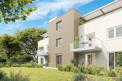 #Provisionsfrei im Vorverkauf_Wunderschöne 3-Zimmer Gartenwohnung_trio der Wohntraum in Groß-Enzersdorf_2301WS603