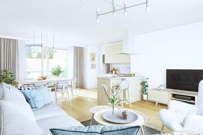 #Provisionsfrei_Familienfreundliche 4-Zimmer Terrassenwohnung_trio der Wohntraum in Groß-Enzersdorf_2301WS606
