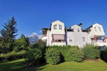 PROVISIONSFREI... Hochwertige, möblierte DG-Wohnung mit Tiefgaragenplatz in BESTLAGE von Saalfelden