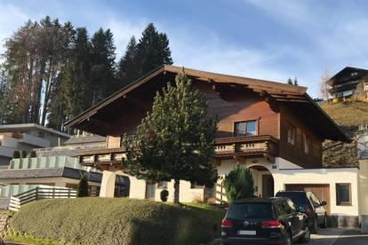Schöne 5 Zimmer Wohnung mit großem Balkon mitten in Scheffau am Wilden Kaiser