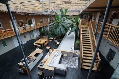 Freie Wohnung im nachbarschaftlichen Wohnprojekt Garsten/Steyr ab August 2020