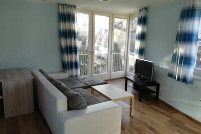 Sonnige und gemütliche 1,5-Zimmer Wohnung in Maxglan