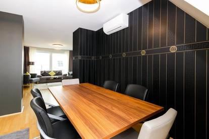 Serviced Apartment Messe Prater - 3 Zi - Dachgeschosswohnung mit Terrasse