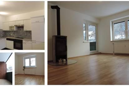 Gemütliche 3 Zimmer Mietwohnung mit großzügigem Süd-Balkon | inkl. Tiefgarage