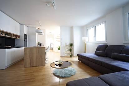 Wunderschöne, komplett möblierte und voll ausgestattete 2-Zimmerwohnung