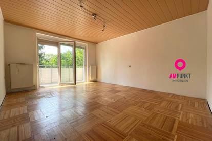 Linz: Familienfreundliche 3 Zimmerwohnung mit 71 m² und idyllischem Gemeinschaftsgarten