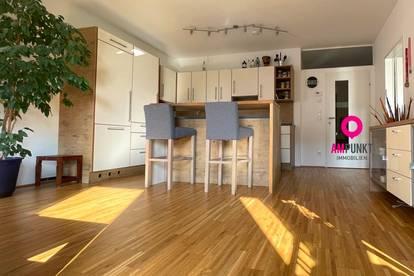 Linz - 3-Zimmer-Wohnung mit 70 m² und 7 m² Loggia - Landesdarlehen