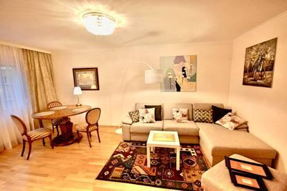 Möbliertes Studio-Apartment in Top Lage beim Schloss Belvedere