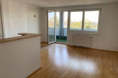 3 Zimmer Wohnung an der oberen Alten Donau mit Traumausblick