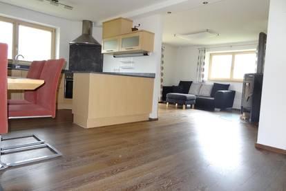 Renovierte Wohnung im Ortszentrum von Unken