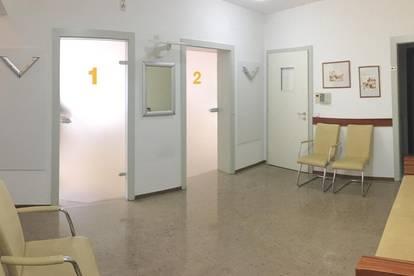 Ordinationsräumelichkeiten - Zahnartz inklusive Tiefgaragenplatz