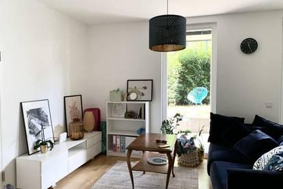 2-Zimmer Gartenwohnung samt Terrasse in Tulln an der Donau zu vermieten!