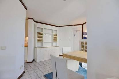 RESERVIERT Wohnung mit Loggia, Indoorpool, Fitnessraum, Sauna, Solarium