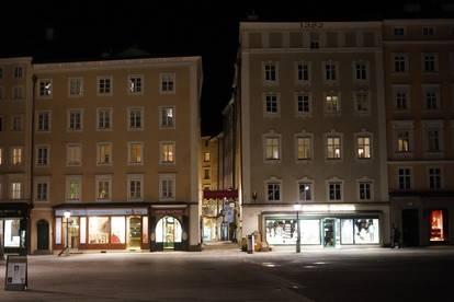 Wohnen in der Altstadt Salzburg, am Residenzplatz, neben dem Salzburger Dom