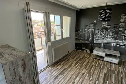 Attraktive 60 m² Wohnung mit uneinsehbarer Loggia in Zentrumsnähe in Amstetten