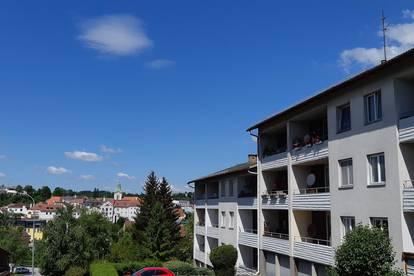 Wohnung in Zwettl mit Traumaussicht