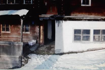Bausatz antikes Bauernhaus aus dem Zillertal