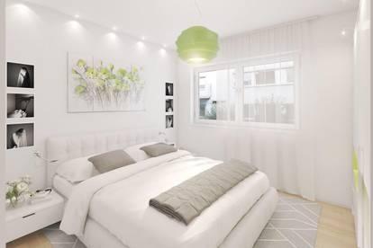 Chillige 2-Zimmer Terrassenwohnung