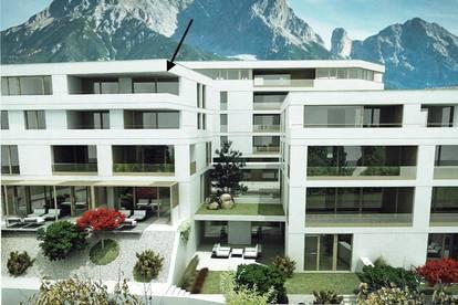 Hochwertige Penthouse Wohnung im Herzen von Saalfelden zu vermieten