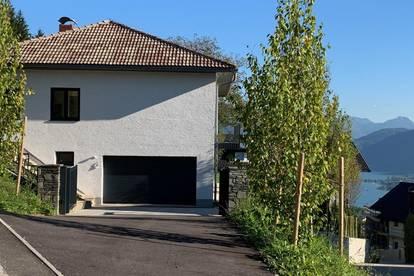 Charmantes Einfamilienhaus mit Panoramablick über Mondsee