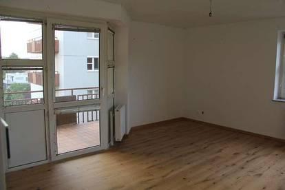 Ruhige, lichtdurchflutete 2-Zimmer-Balkonwohnung in Korneuburg mit wunderschönem Fernblick ins Grüne, zentrumsnahe Lage