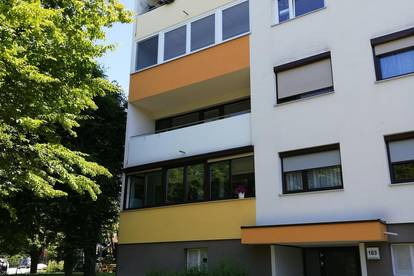 Schöne 3-Zimmer-Wohnung in ruhiger Lage mit Balkon