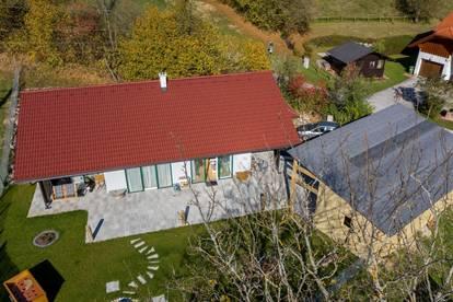 Barrierefreies Haus in perfekter Lage
