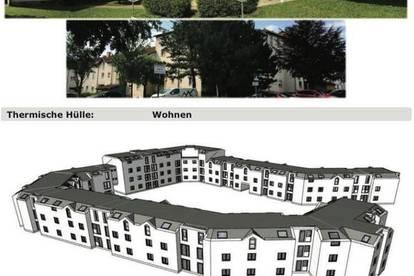 2 Zimmerwohnung in Linz/Oed mit Balkon voll möbliert
