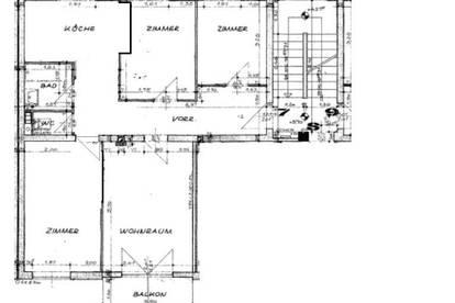 Generalsanierte 4-Zimmer-Wohnung in Uni-Nähe