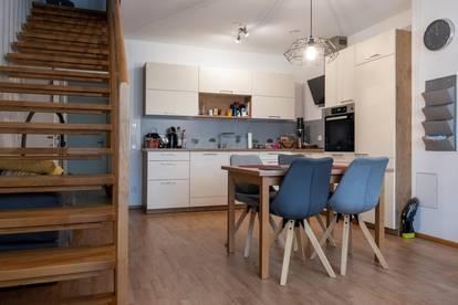 85m2 Wohnung mit großer Dachterrasse in Loosdorf