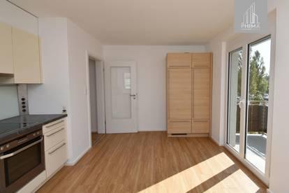 Sanierte 3-Zimmer Wohnung mit zwei Balkone!