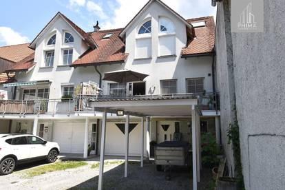 Wohlfühloase mitten in der Stadt - tolle Doppelhaushälfte in Hohenems