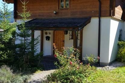 Grundstück mit Bestandshaus (+ Baugenehmigung für Erweiterung) im Zweitwohnsitzgebiet von Leogang