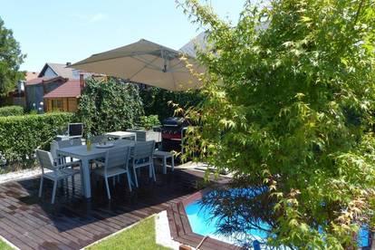 Provisionsfrei! Gartenwohnung mit Pool in Unterwaltersdorf