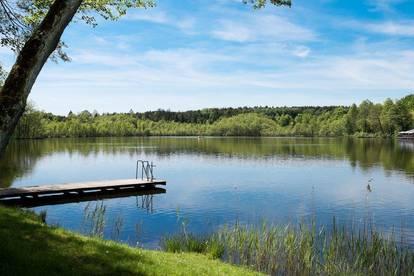 Wohnen am Holzöstersee